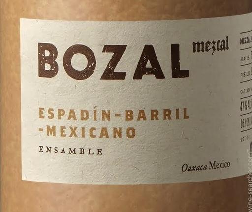 Bozal Mezcal Bozal Mezcal Ensamble