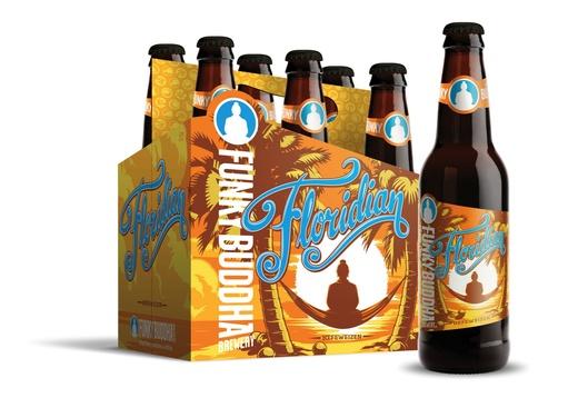 Funky Buddha Brewery Funky Buddha Floridian Hefeweizen, 6pk