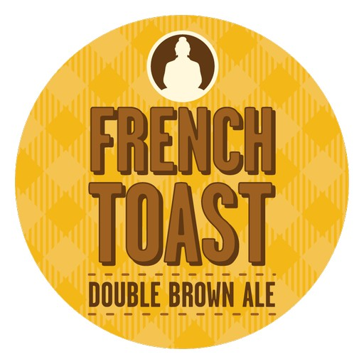 Funky Buddha French Toast Double Brown Ale, Pint