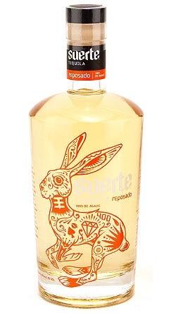 Suerte Reposado Tequila