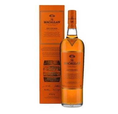 The Macallan Edition No. 2 Scotch Whisky