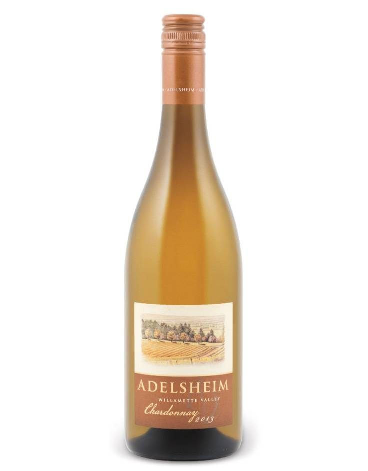 Adelsheim Vineyard Adelsheim 2014 Chardonnay, Willamette Valley