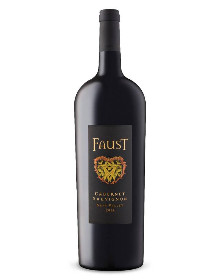 Faust Faust 2015 Cabernet Sauvignon
