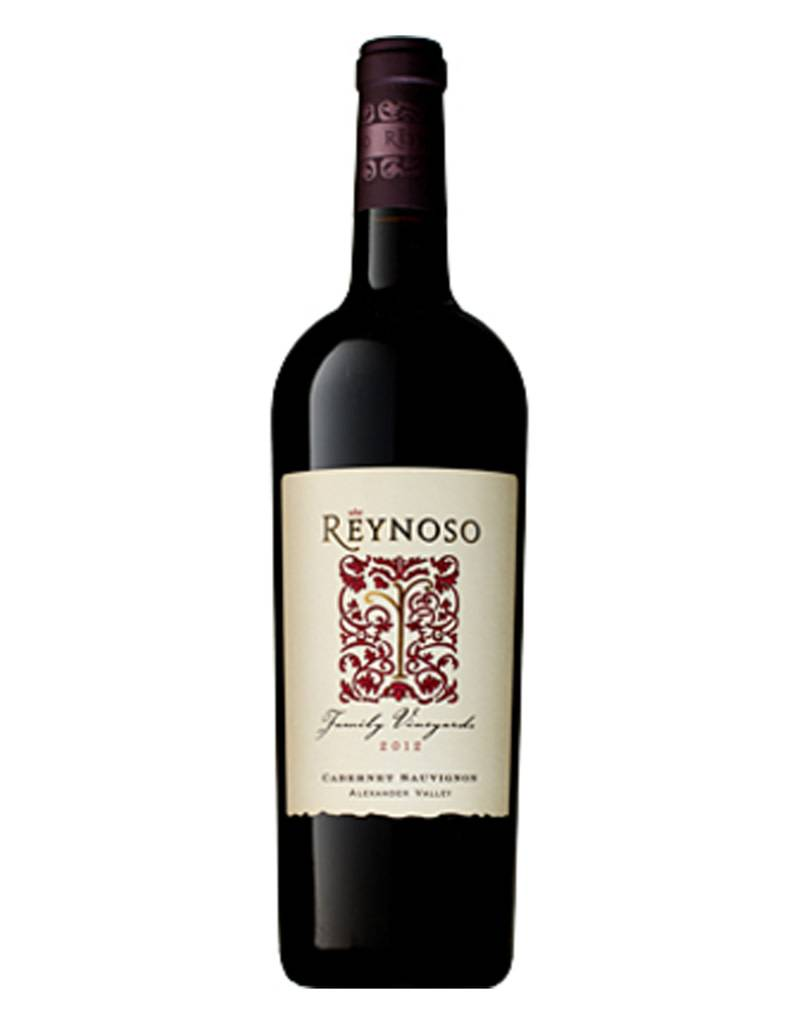 Reynoso Family Vineyards 2013 Cabernet Sauvignon, Alexander Valley