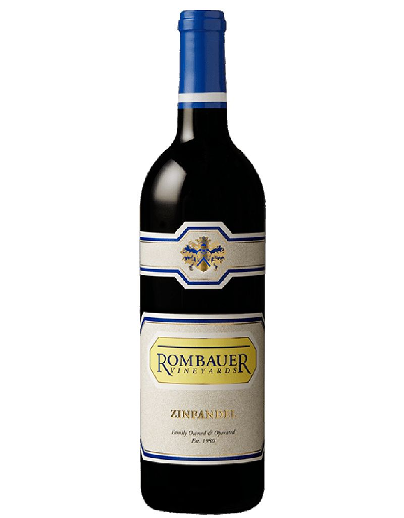 Rombauer Vineyards 2015 Zinfandel