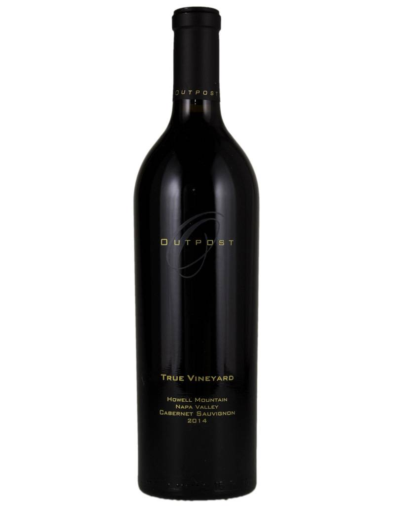 Outpost 2014 Howell Mountain Cabernet Sauvignon