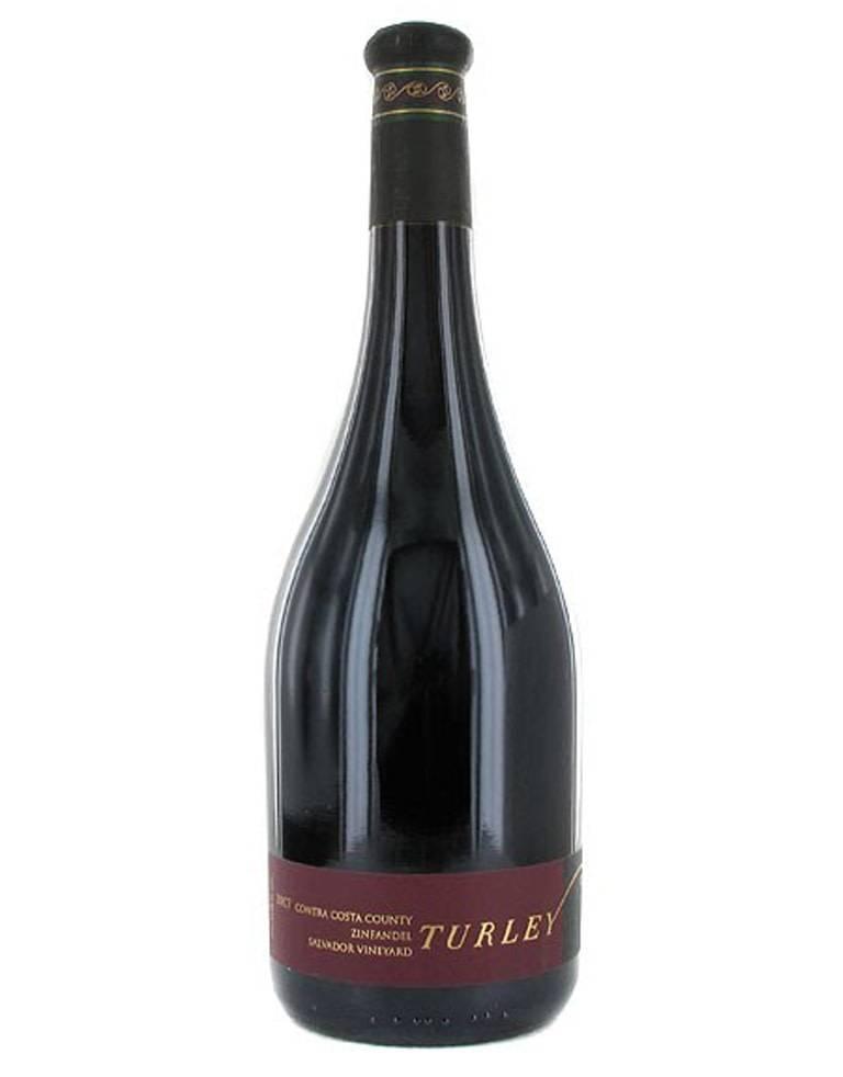 Turley 2013 'Salvador Vineyard' Zinfandel, Contra Costa County