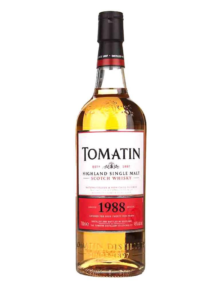 Tomatin 1988 Year Highland Single Malt Scotch