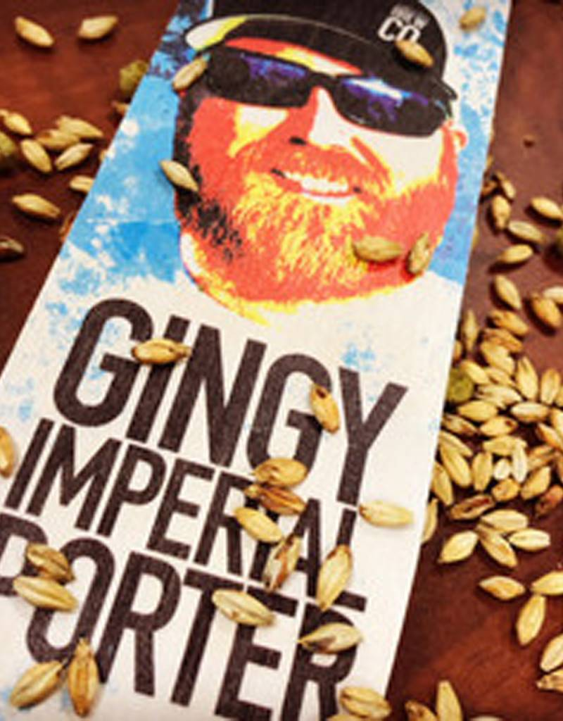 Tampa Bay Brewing Co. Gingy Imperial Porter, Single Can
