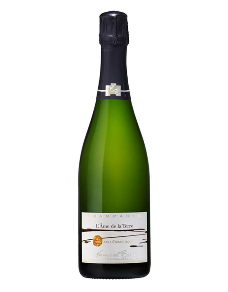 Ch. Francoise Bedel Francoise Bedel 2004 L'Ame de la Terre Extra Brut Millesime Champagne