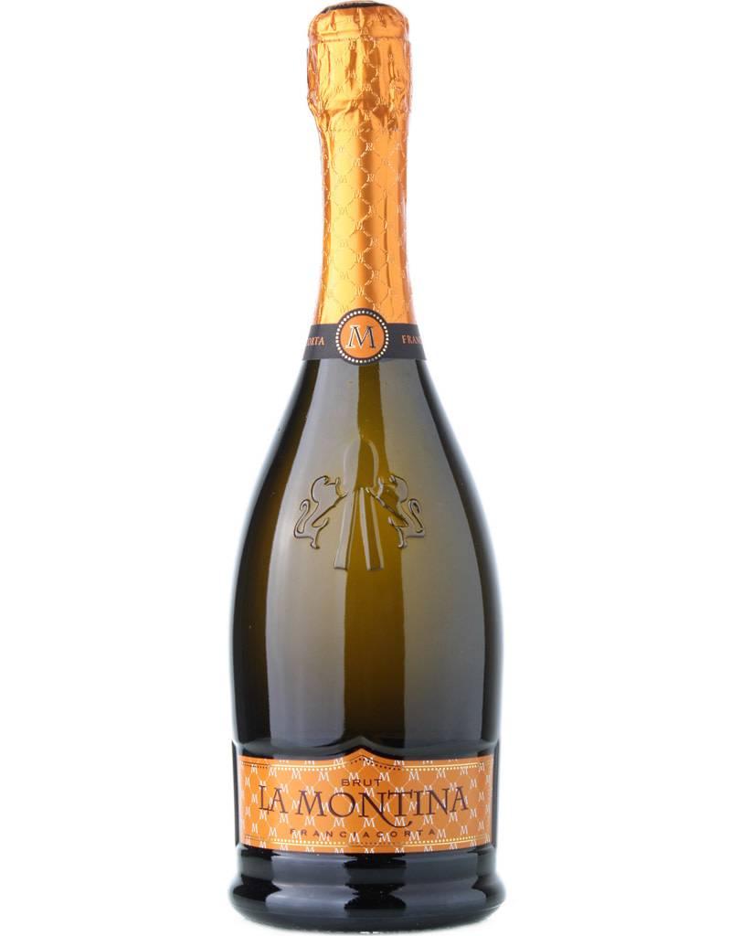La Montina Franciacorta La Montina NV Brut Franciacorta, 3L
