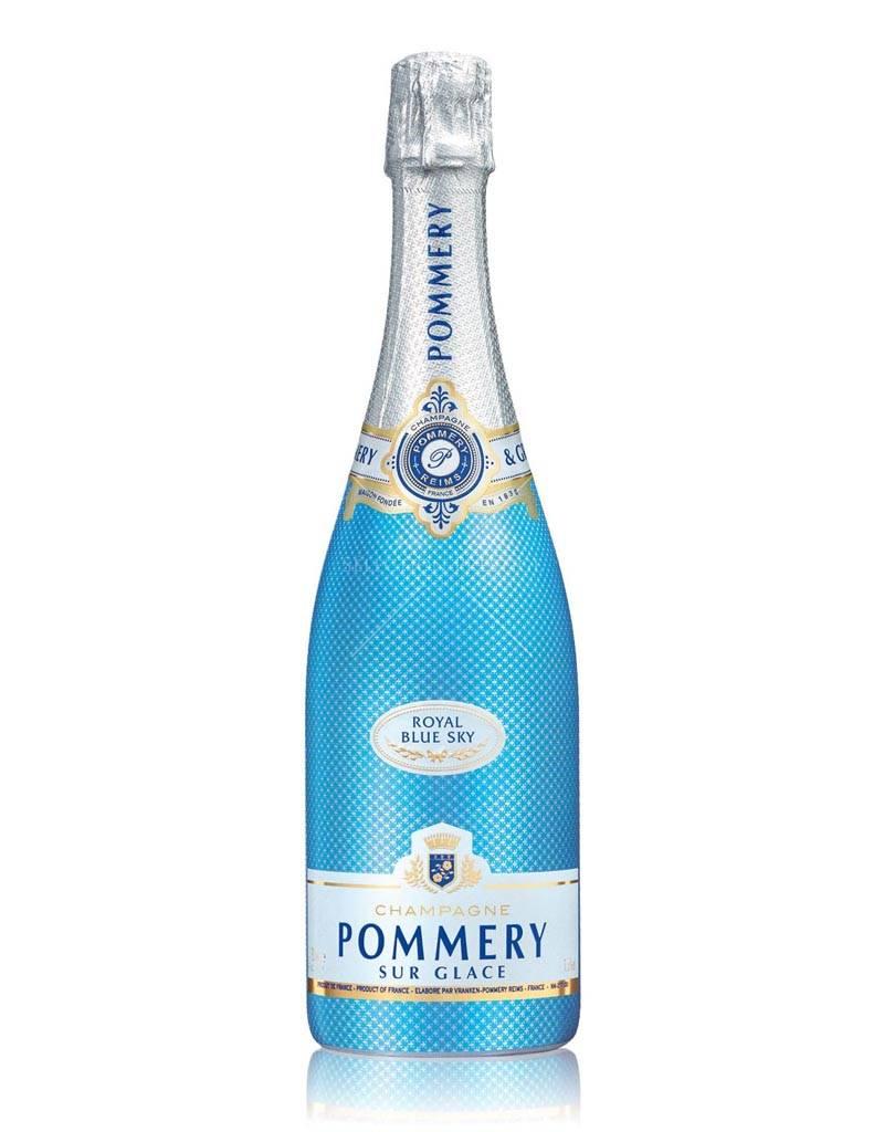 Pommery Champagne Pommery Royal Blue Sky Ice Champagne