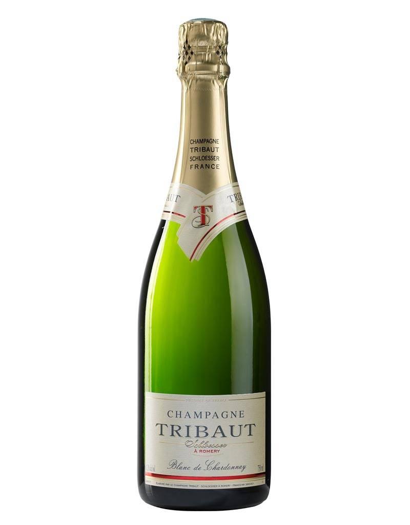 Champagne Tibaut Champagne Tribaut Blanc de Chardonnay
