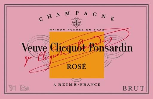 Veuve Clicquot Veuve Clicquot NV Brut Rosé Champagne