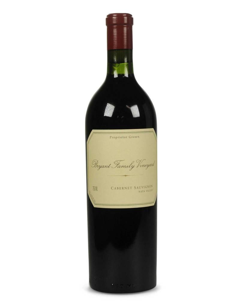 Bryant Family Vineyards 2010 Cabernet Sauvignon