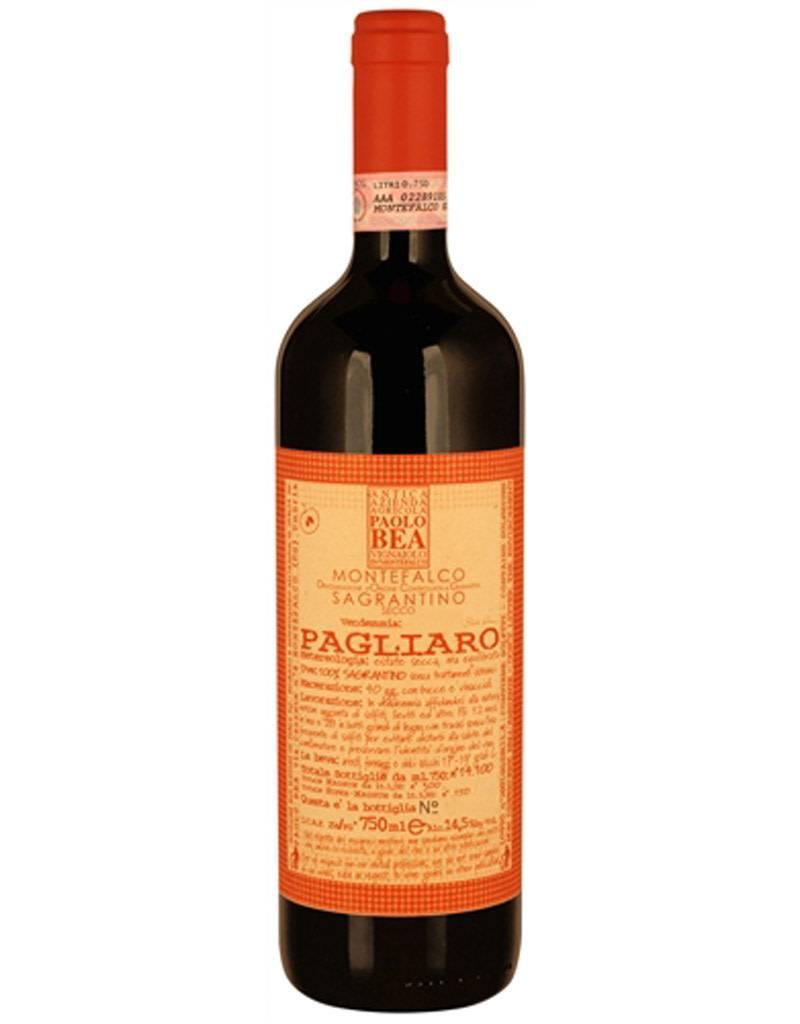 Paolo Bea 2010 'Vigneto Pagliaro' Sagrantino de Montefalco, Umbria