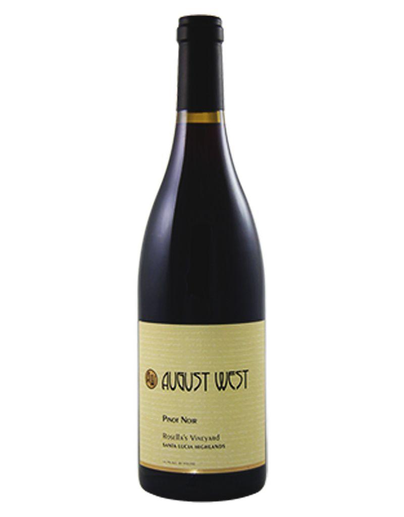 August West 2014 Pinot Noir, Santa Lucia, CA