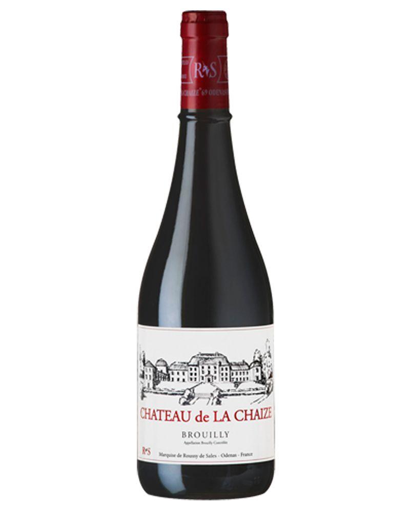Chateau de La Chaize 2014 Brouilly Beaujolais