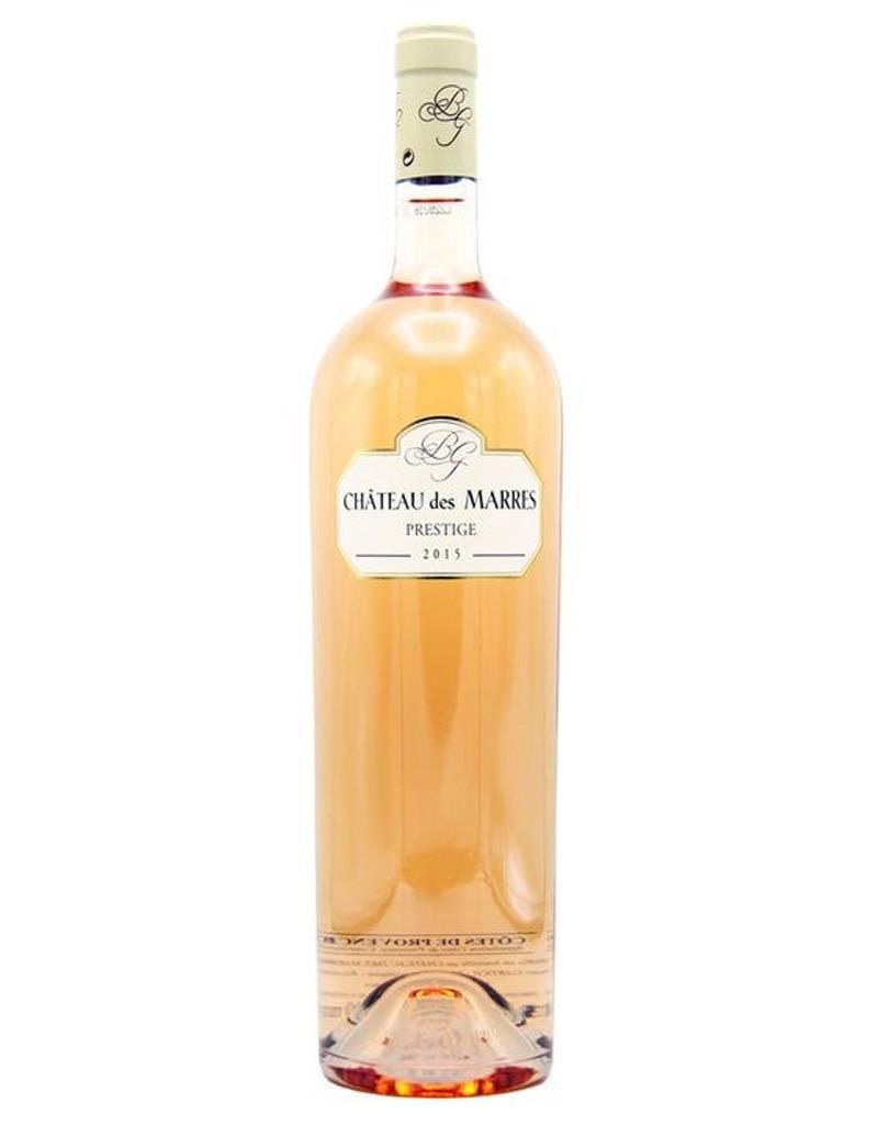 Chateau Des Marres 2016 Prestige Rosé, 1.5L Magnum