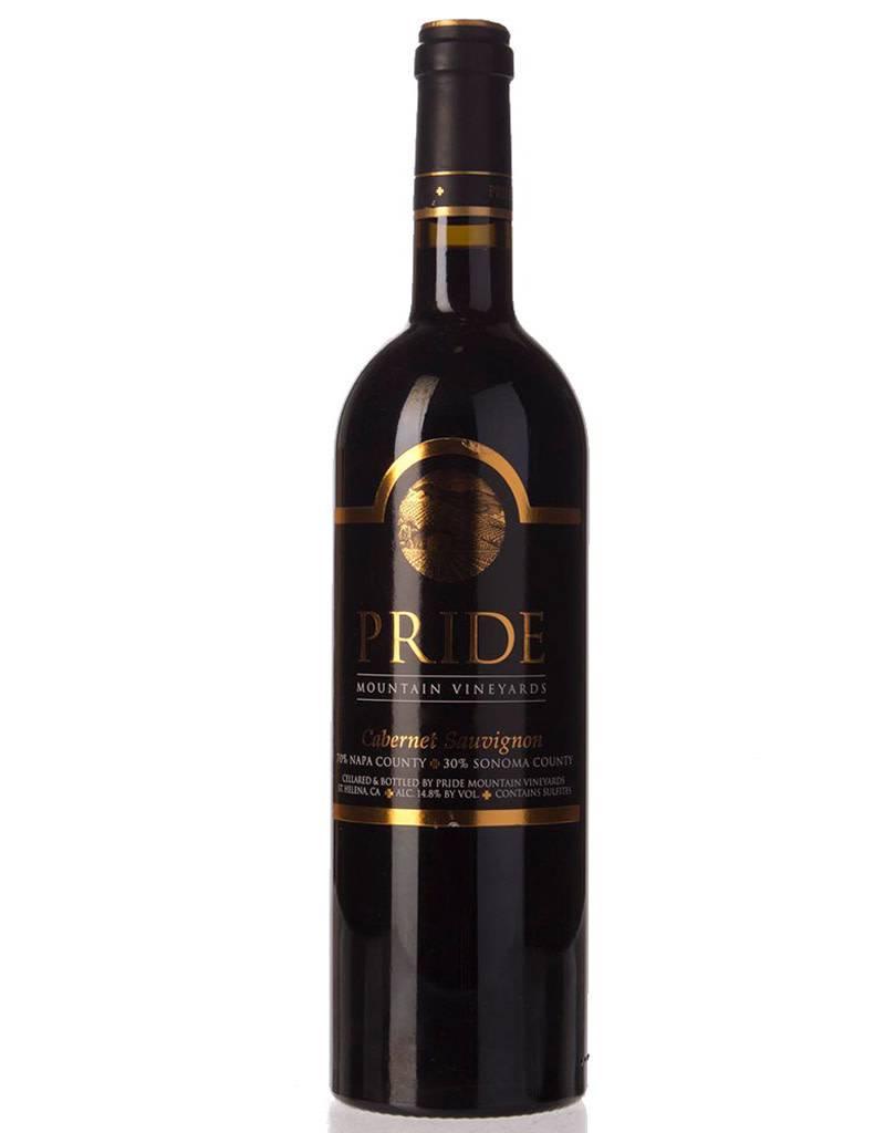 Pride Mountain Vineyards 2013 Reserve Cabernet Sauvignon [100RP]