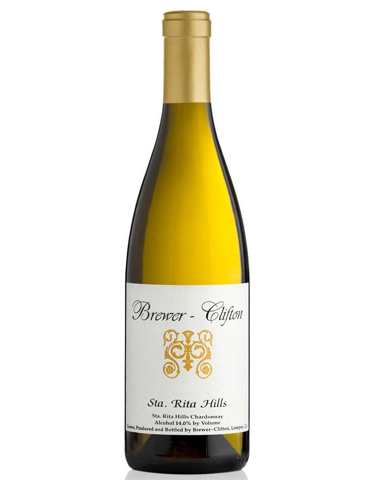 Brewer-Clifton Brewer-Clifton 2015 Chardonnay, Sta. Rita Hills