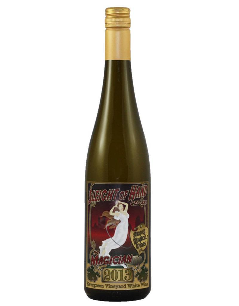 Sleight of Hand Cellars 2015 'The Magician' Evergreen Vineyard Riesling