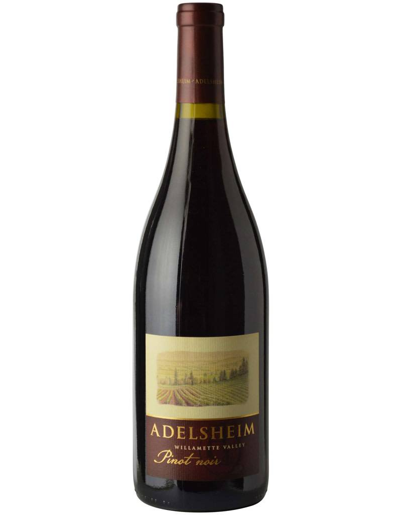 Adelsheim Vineyard Adelsheim 2009 Pinot Noir Vintage 32 Willamette Valley, OR