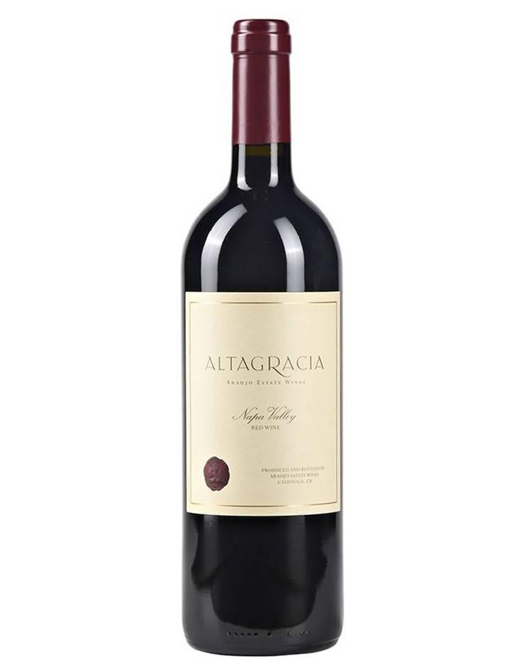 Araujo Estate Wines Araujo Altagracia 2012 Red Wine, Napa Valley