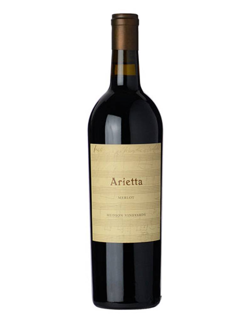 Arietta Arietta 2012 Merlot Hudson Vineyards California