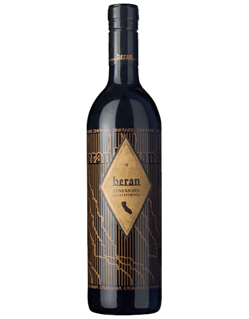 Beran 2013 Zinfandel of California