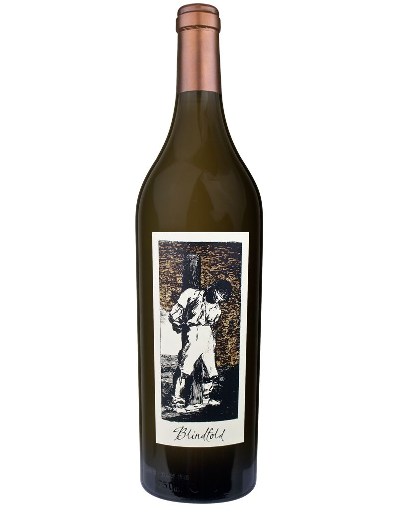 Blindfold 2014 White Blend by The Prisoner Wine Co.