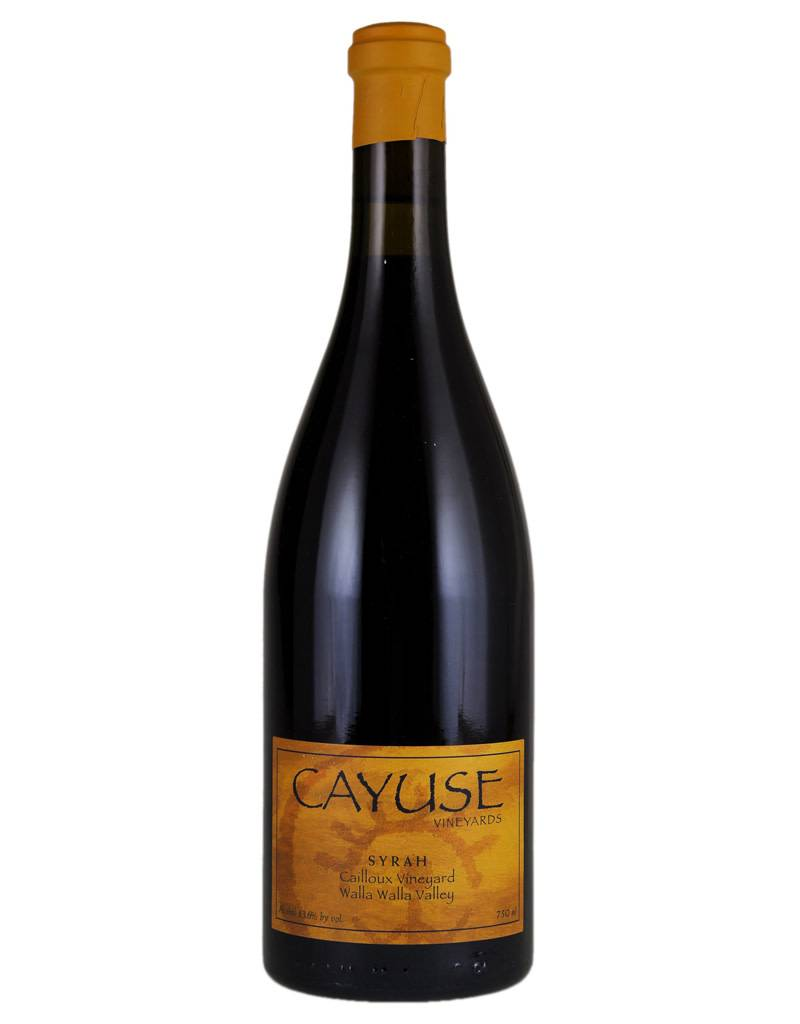 Cayuse Vineyards Cayuse Vineyard 2014 Syrah Cailloux Vineyard