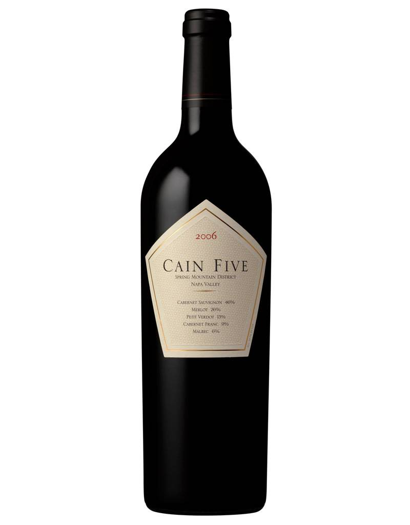 Cain Five Cain Five 2006 Red Blend, Napa Valley