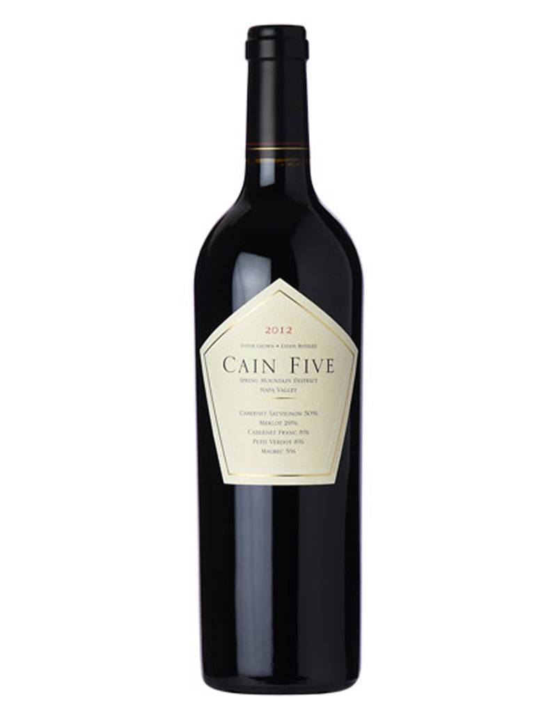 Cain Five Cain Five 2012 Red Blend, Napa Valley