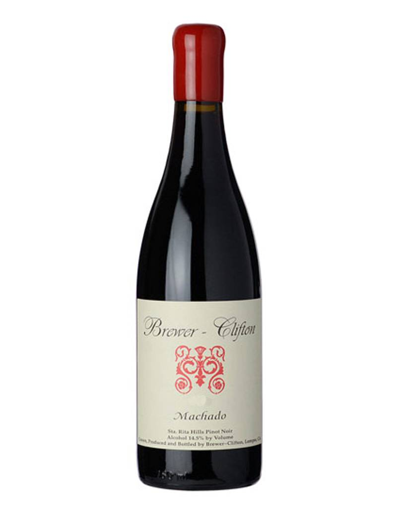 Brewer-Clifton Brewer-Clifton 2012 Machado Pinot Noir