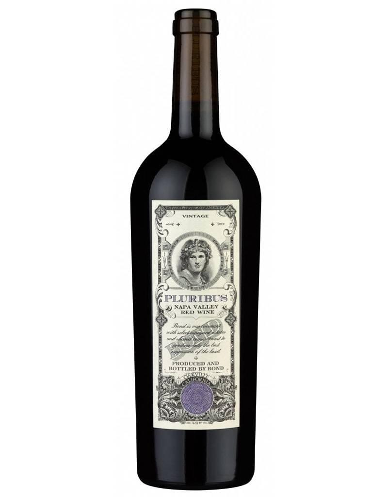 Bond Winery BOND 2012 Pluribus Red Wine