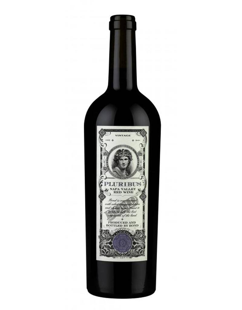 Bond Winery BOND 2013 Pluribus Red Wine [100RP]
