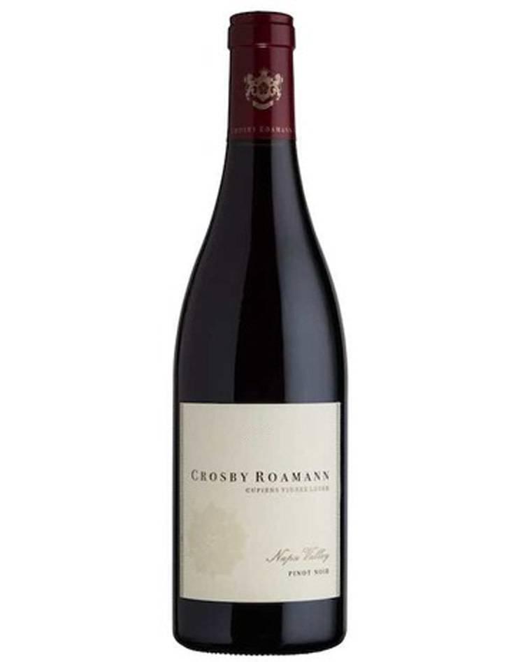 Crosby Roamann Crosby Roamann 2013 Carneros Chardonnay, Napa Valley