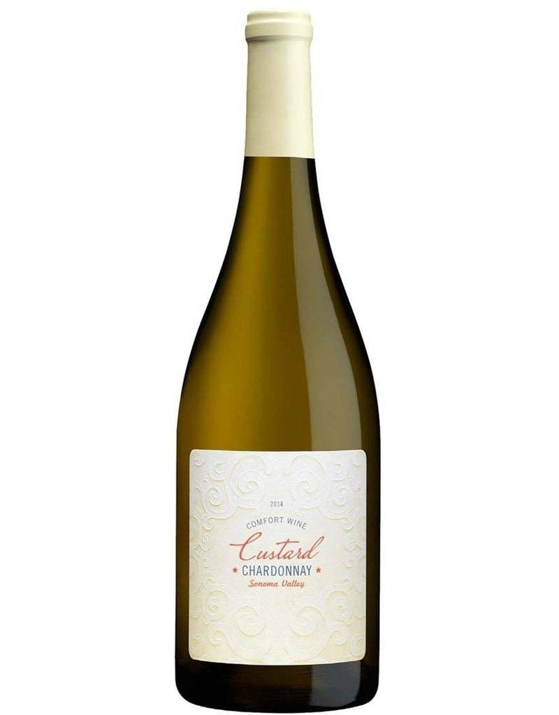 Custard Cellars Custard 2014 Chardonnay, Sonoma Valley