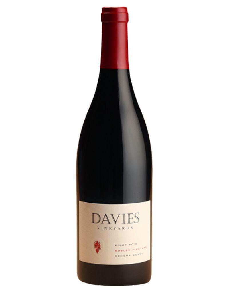 Davies Vineyards Davies Vineyard 2012 Pinot Noir, Anderson Valley