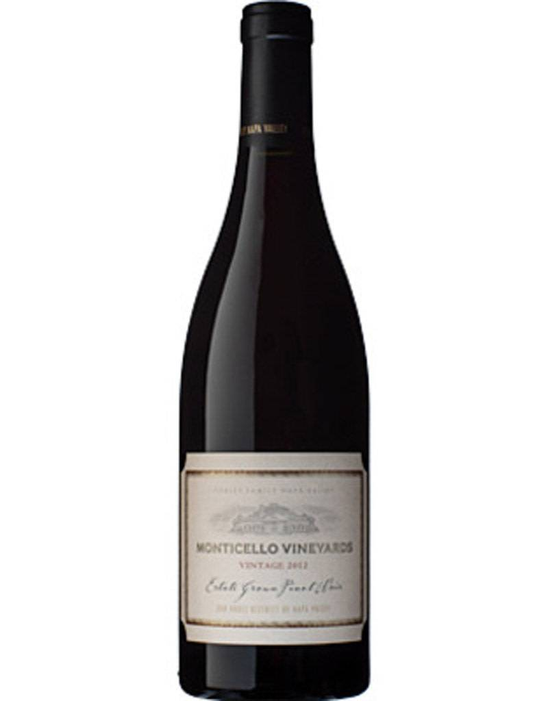 Corley Family Corley Family 2013 Monticello Vineyards Estate Pinot Noir