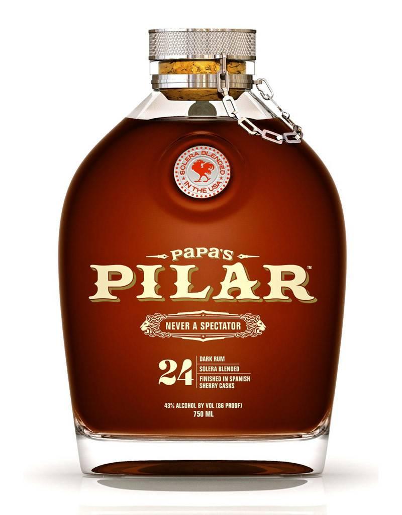 Papa's Pilar Papa's Pilar 24 Year Dark Sherry Finish Rum
