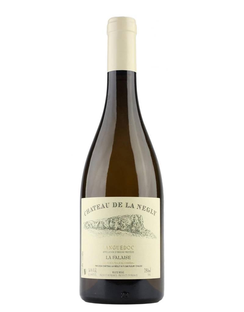Chateau De La Negly 2015 'La Falaise' Blanc, Languedoc