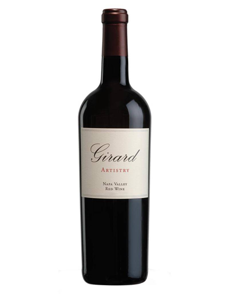 Girard 2014 Artistry Red Blend, Napa Valley