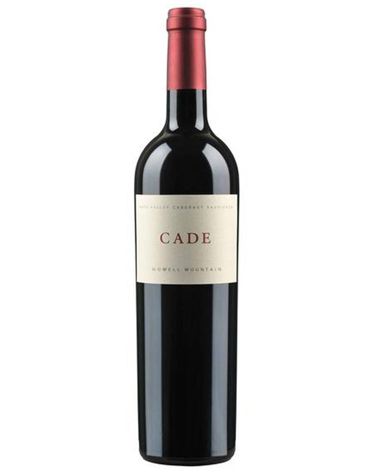 Cade Winery Cade 2014 Estate Howell Mountain Cabernet Sauvignon