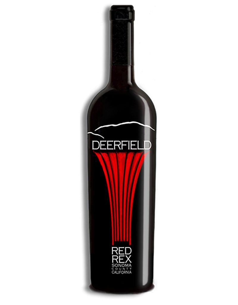 Deerfield Deerfield Ranch Winery 2013 'Red Rex' Red Blend Sonoma