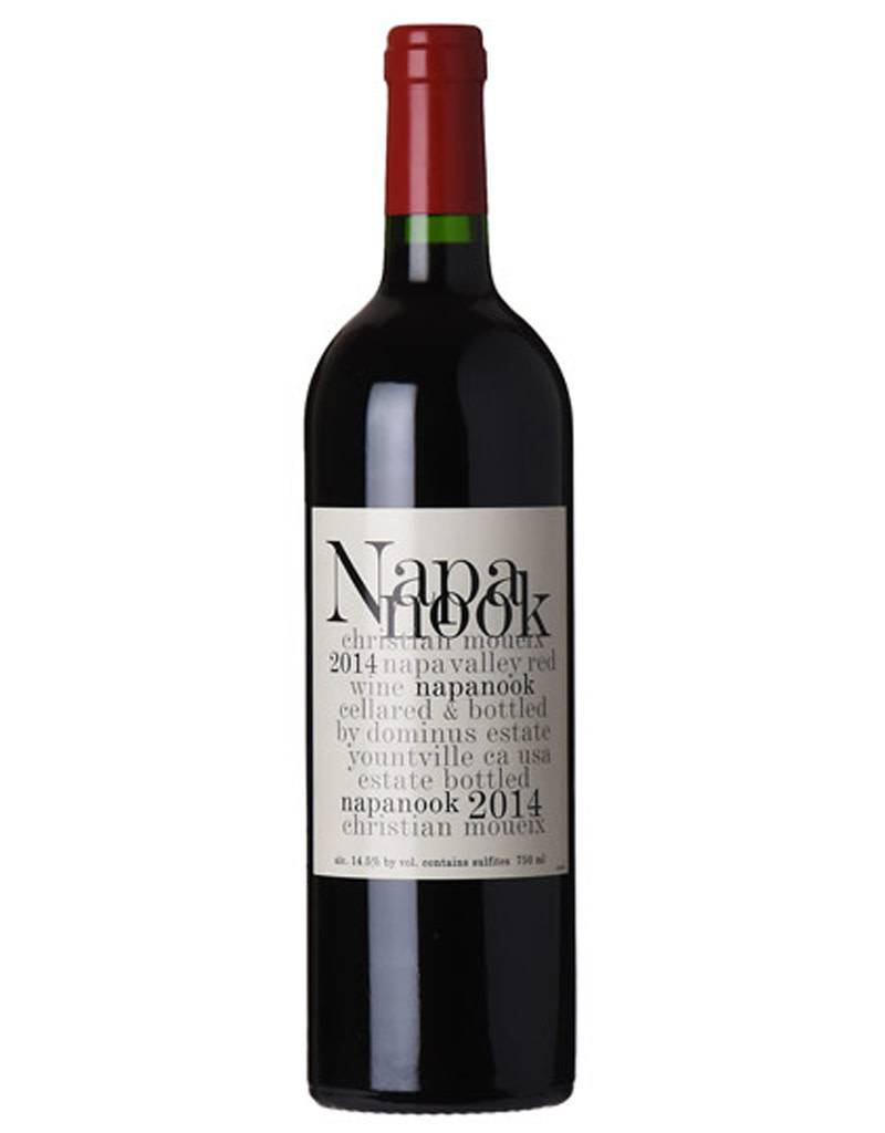 Dominus Estate Dominus Estate Christian Moueix 2014 Napanook, Red Blend, Napa Valley
