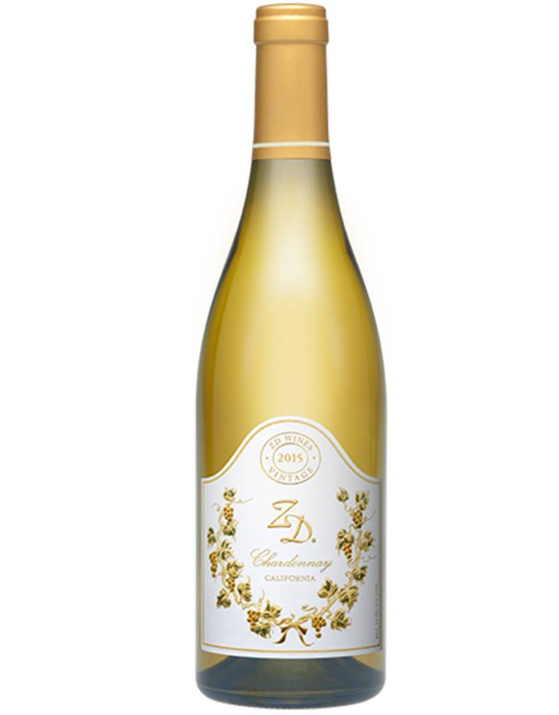 ZD Wines 2015 Chardonnay, California
