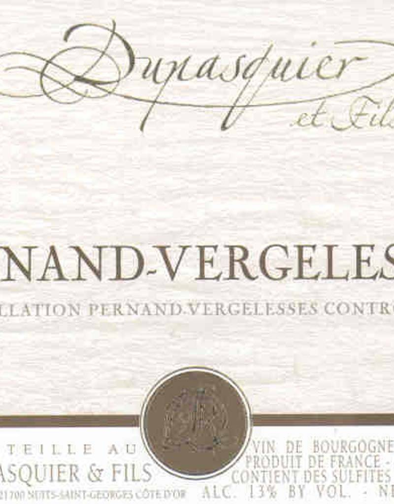 Domaine Dupasquier & Fils 2015 Pernand-Vergelesses Burgundy Blanc