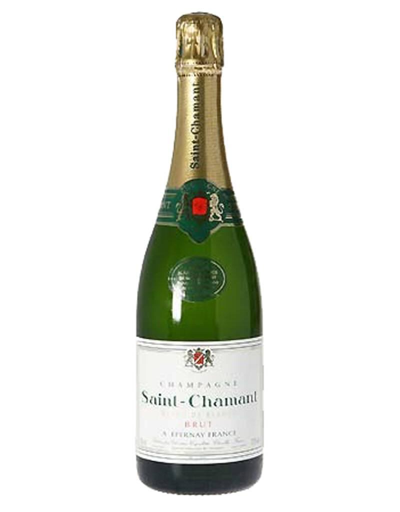 Champagne Saint Chamant NV Grand Cru Chouilly Blanc de Blancs